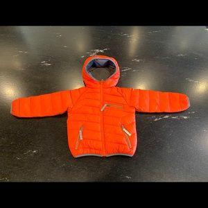 Boys Hawke & Co. winter puffer jacket.  Size 4T/4.